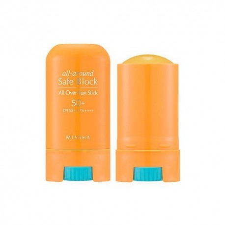 MISSHA ALL AROUND SAFE BLOCK ALL OVER SUN STICK SPF 50