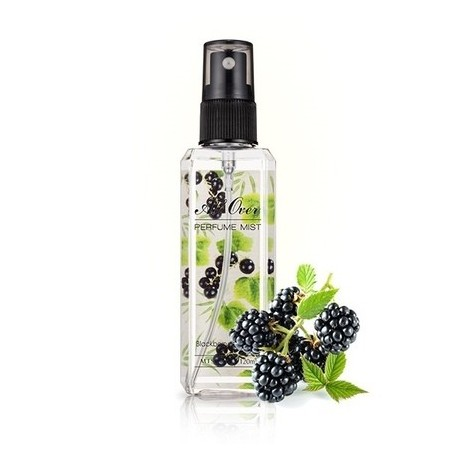 MISSHA ALL OVER PERFUME MIST - BLACKBERRY AND VETIVER