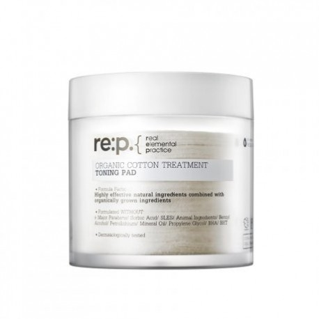 NEOGEN RE:P ORGANIC COTTON TREATMENT TONING 70 PADS