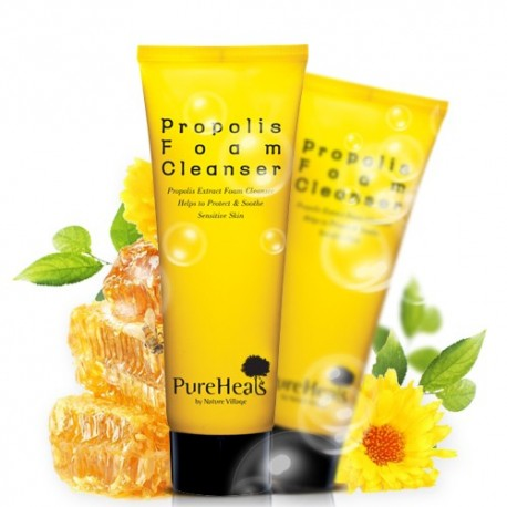 PURE HEALS PROPOLIS FOAM CLEANSER 100 ML