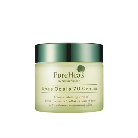 PURE HEALS ROSE OASIS 70 CREAM