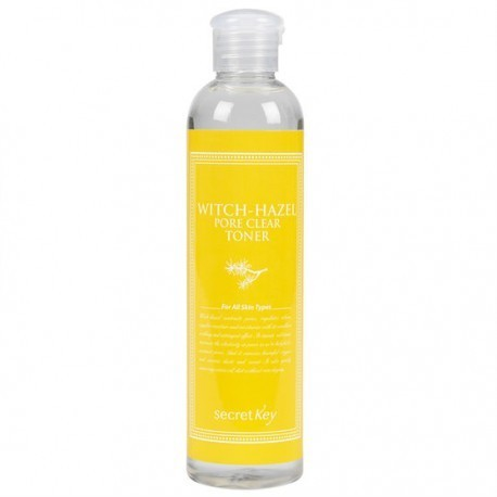 SECRET KEY WITCH-HAZEL PORE CLEAR TONER 248ML