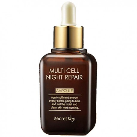 SECRET KEY MULTI CELL NIGHT REPAIR AMPOULE 50 ML