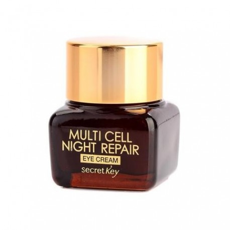 SECRET KEY MULTI CELL NIGHT REPAIR EYE CREAM 15 G