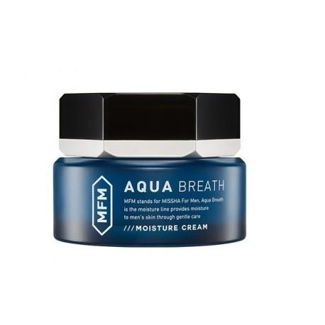 MISSHA FOR MEN AQUA BREATH MOISTURE CREAM 60 ML
