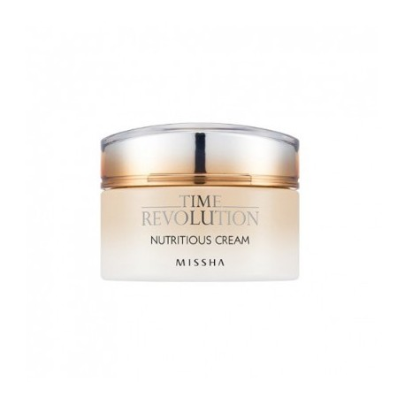 MISSHA TIME REVOLUTION NUTRITIOUS CREAM