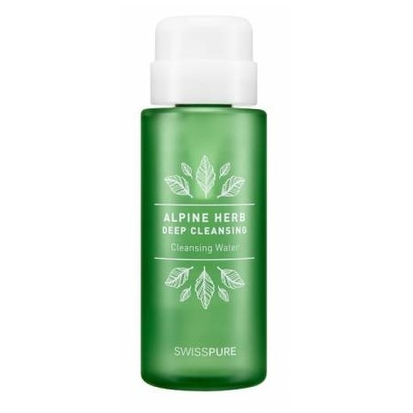 SWISS PURE ALPINE HERB DEEP CLEANSING WATER