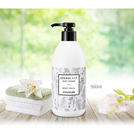 SWISS PURE EDEN BLESS BODY WASH DAWY GARDEN