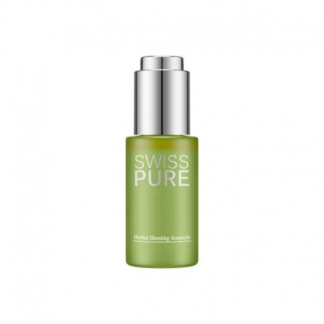 SWISS PURE HERBAL BLENDING AMPOULE
