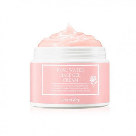 SECRET KEY ROSE WATER BASE GEL CREAM 100G