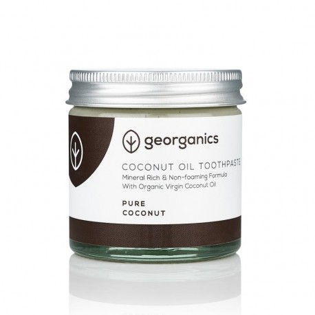 GEORGANICS DENTIFRICO DE COCO BIO 60ML