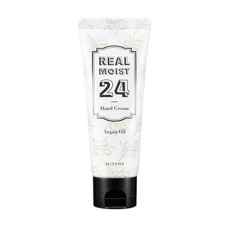 MISSHA REAL MOIST 24 HAND CREAM ARGAN OIL 70ML