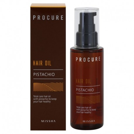MISSHA PROCURE PISTACHIO HAIR OIL 80ML