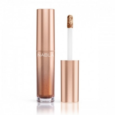 NABLA DENUDE COLLECTION METALGLAM LIQUID EYESHADOW GOLDEN HOUR