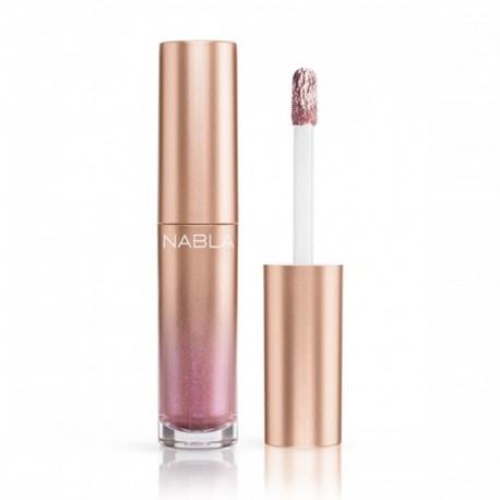 NABLA DENUDE COLLECTION METALGLAM LIQUID EYESHADOW SIDERAL SHEEL