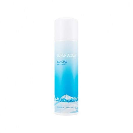 MISSHA SUPER AQUA GLACIAL WATER MIST 120ML
