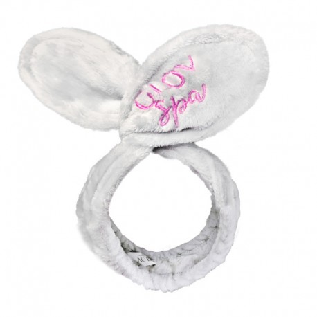 GLOV BUNNY EARS HEADBAND SPA GRIS