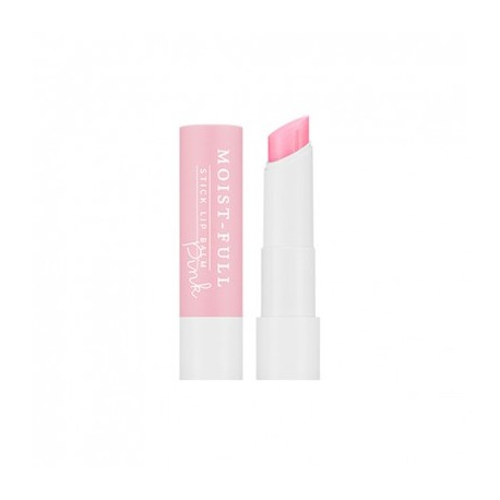 MISSHA MOIST-FULL STICK LIP BALM (PINK)
