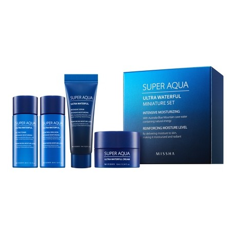 MISSHA SUPER AQUA ULTRA WATERFUL MINI SET