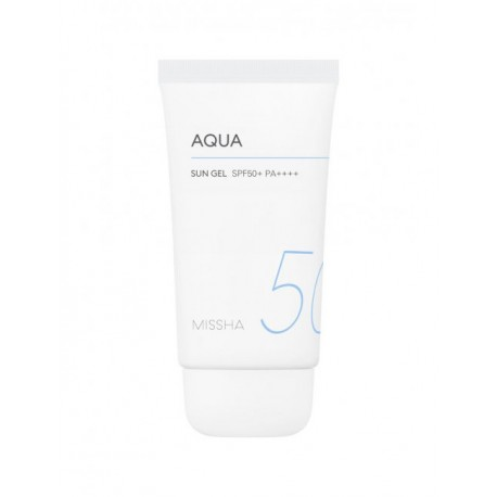 MISSHA ALL AROUND SAFE BLOCK AQUA SUN GEL SPF50+/PA++++ 50ML