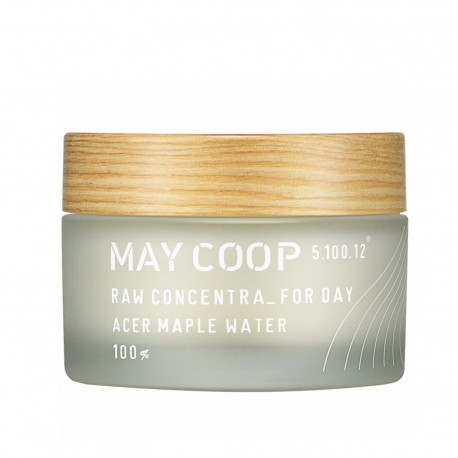 MAY COOP RAW CONCENTRA FOR DAY CREAM ACER MAPLE WATER 50 ML