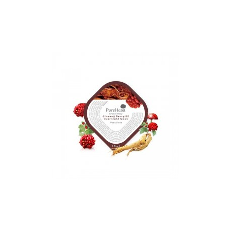 PURE HEALS GINSENG BERRY 80 OVERNIGHT MASK 10ML