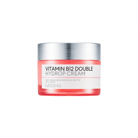 MISSHA VITAMIN B12 DOUBLE HYDRO CREAM 50ML