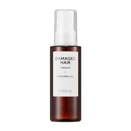 MISSHA DAMAGED HAIR THERAPY PERFUMED OIL 80ML