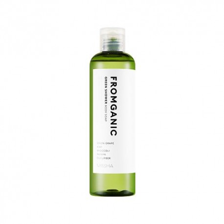 MISSHA FROMGANIC BODY SOAP (GREEN SHOWER) 300ML