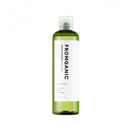 MISSHA FROMGANIC BODY SOAP (GREEN SHOWER) 300ML