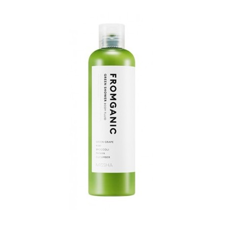 MISSHA FROMGANIC BODY FLUID (GREEN SHOWER) 300ML