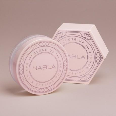 NABLA CLOSE-UP BAKING & SETTING POWDER TRANSLUCENT