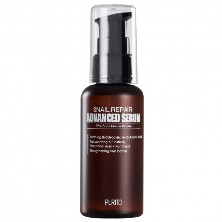 PURITO SNAIL REPAIR ADVANCED SERUM 60 ML