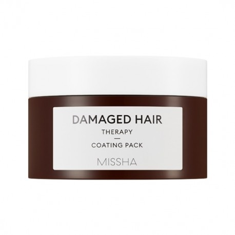 MISSHA DAMAGED HAIR THERAPY COATING PACK 200 ML