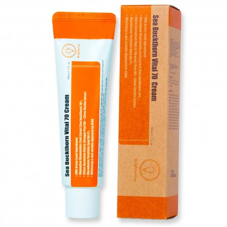 PURITO SEA BUCKTHORN VITAL 70 CREAM 50 G