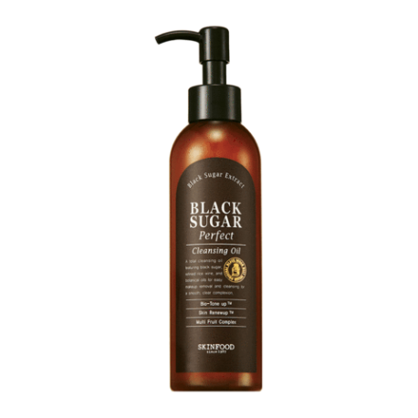 SKINFOOD BLACK SUGAR PERFECT CLEANSING OIL 200 ML