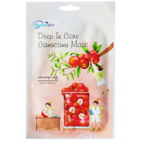 PURENSKIN DEEP IN CARE CAMUCAMU MASK