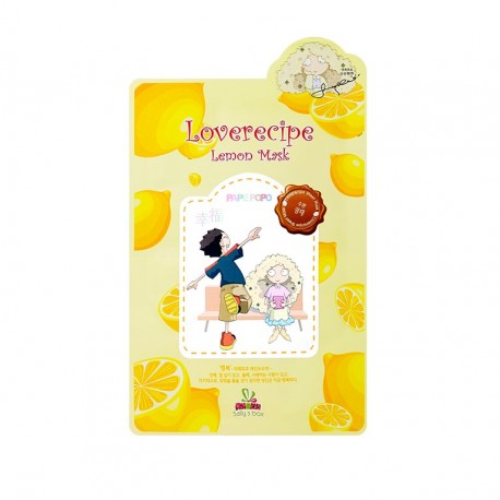 SALLY´S BOX LOVERECIPE LIMON MASCARILLA