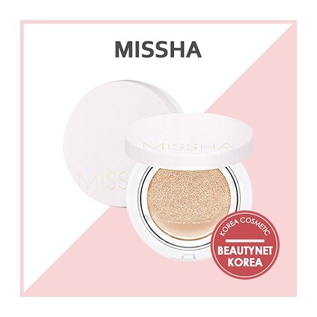 MISSHA MAGIC CUSHION COVER LASTING SPF50+/PA+++ (Nº25)