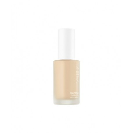MISSHA REAL LASTING FOUNDATION (DEEP TAN)
