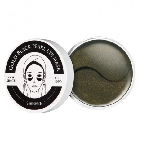 SHANGPREE GOLD BLACK PEARL EYE MASK (60EA)