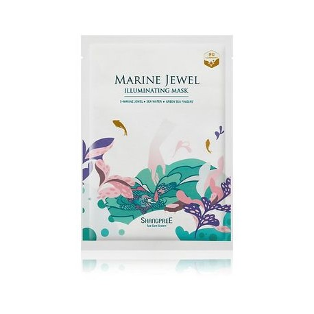 SHANGPREE MARINE JEWEL ILLUMINATION MASK (5PCS)
