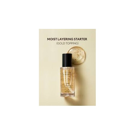 MISSHA MOIST LAYERING STARTER (GOLD TOPPING) 30ML