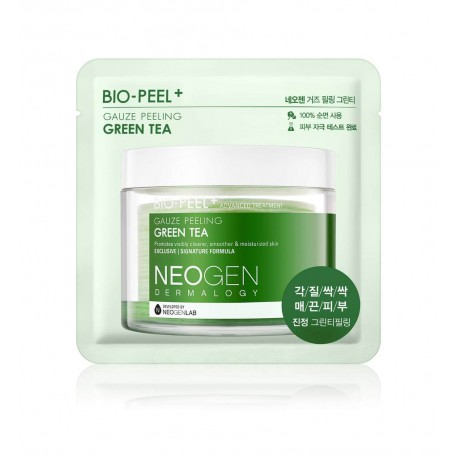 NEOGEN BIO PEEL GAUZE PEELING GREEN TEA 9.5ML