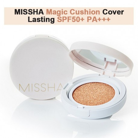 MISSHA MAGIC CUSHION COVER LASTING SPF50+/PA+++ (Nº23)