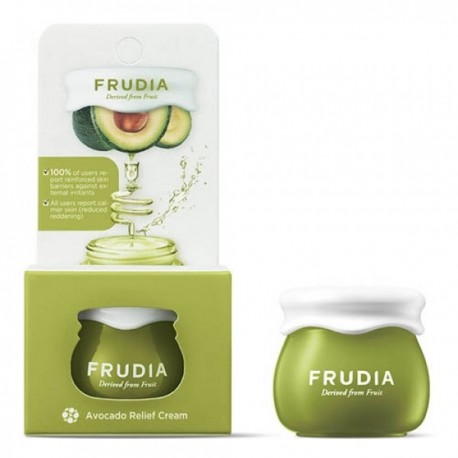 FRUDIA AVOCADO CREAM MINI TALLA 10G