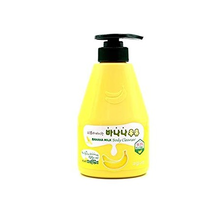 WELCOS BANANA MILK BODY CLEANSER 560g