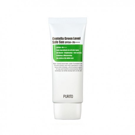 PURITO CENTELLA GREEN LEVEL SAFE SUN SPF50+ PA++++ 50ML
