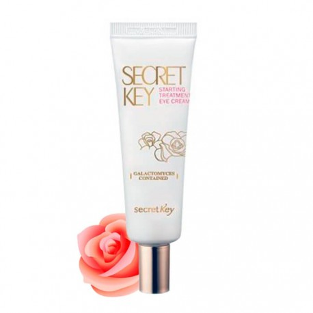 SECRET KEY STARTING TREATMENT EYE CREAM ROSE EDITION