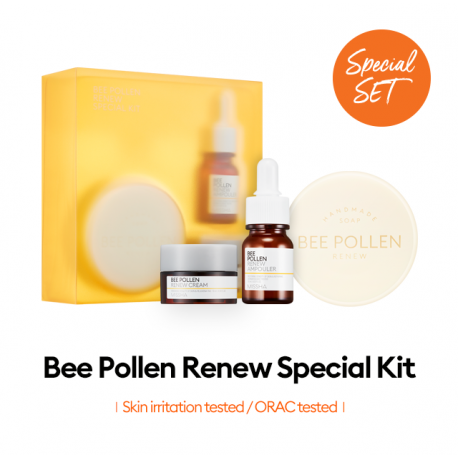 MISSHA BEE POLLEN RENEW SPECIAL KIT